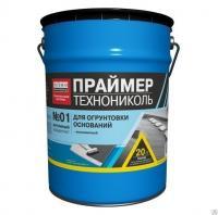 Праймер битумный ТЕХНОНИКОЛЬ №01 концентрат