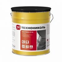 Мастика битумно-резиновая ТЕХНОНИКОЛЬ №20