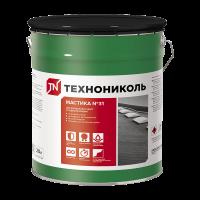 Мастика для кровельных и гидроизоляционных работ ТЕХНОНИКОЛЬ №31