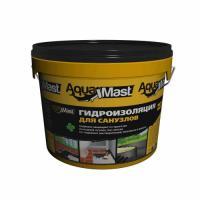 Гидроизоляция санузлов битумно-полимерная AquaMast